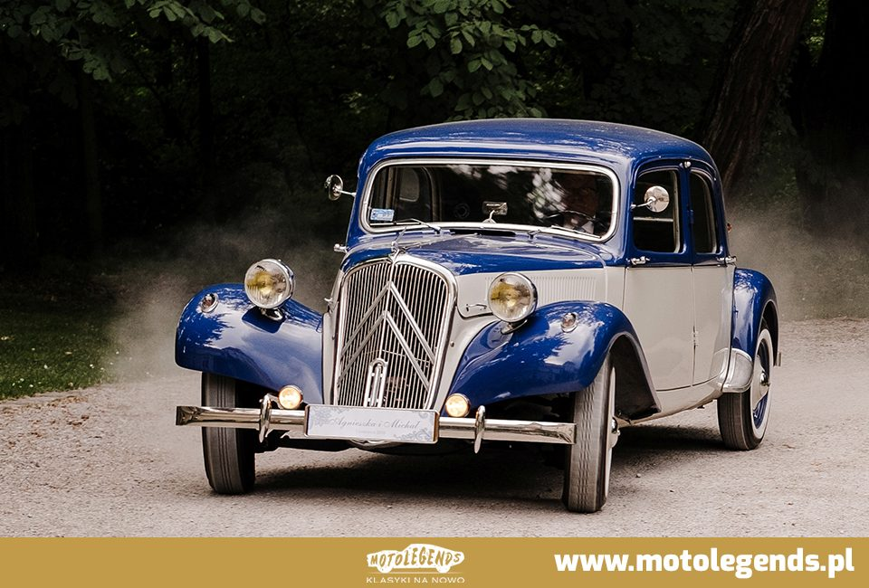 Citroen B11 Normale -Motolegends