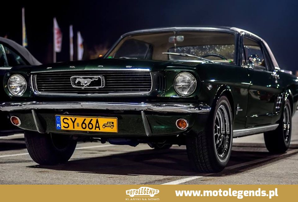 Ford Mustang 1966 - Motolegends