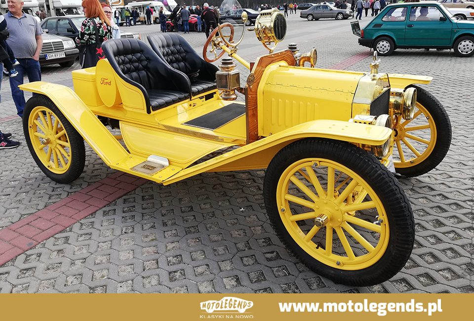 Ford T Speedster- Motolegends