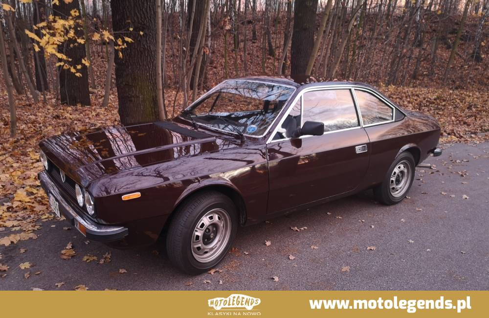 Lancia Beta Coupe 1300 Motolegends