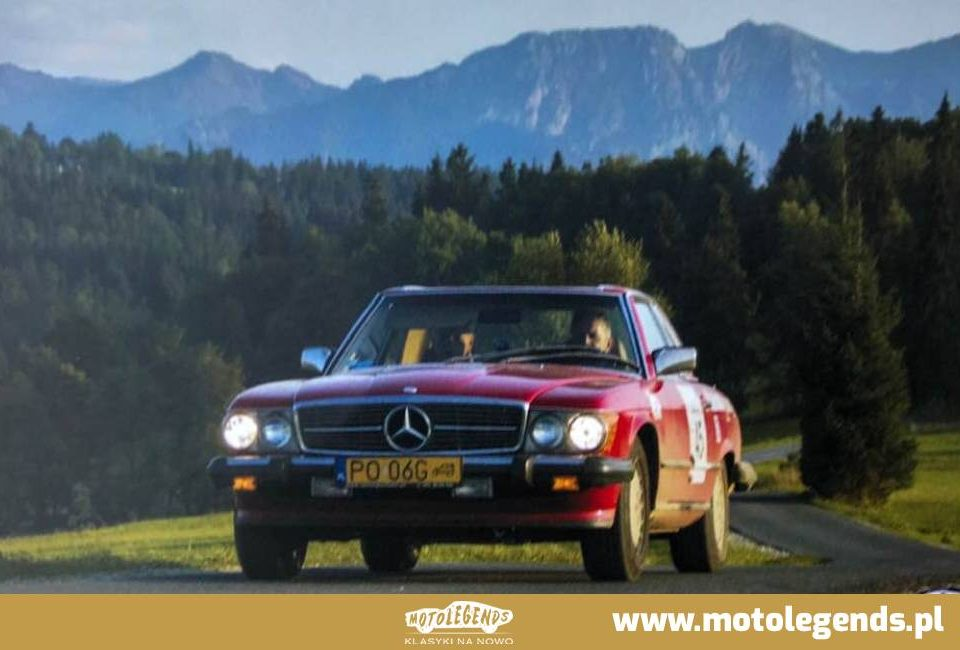 Mercedes Benz SL560 R107 Motolegends