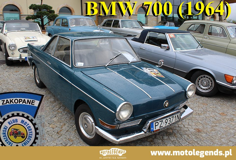 BMW 700 [1964] - Motolegends
