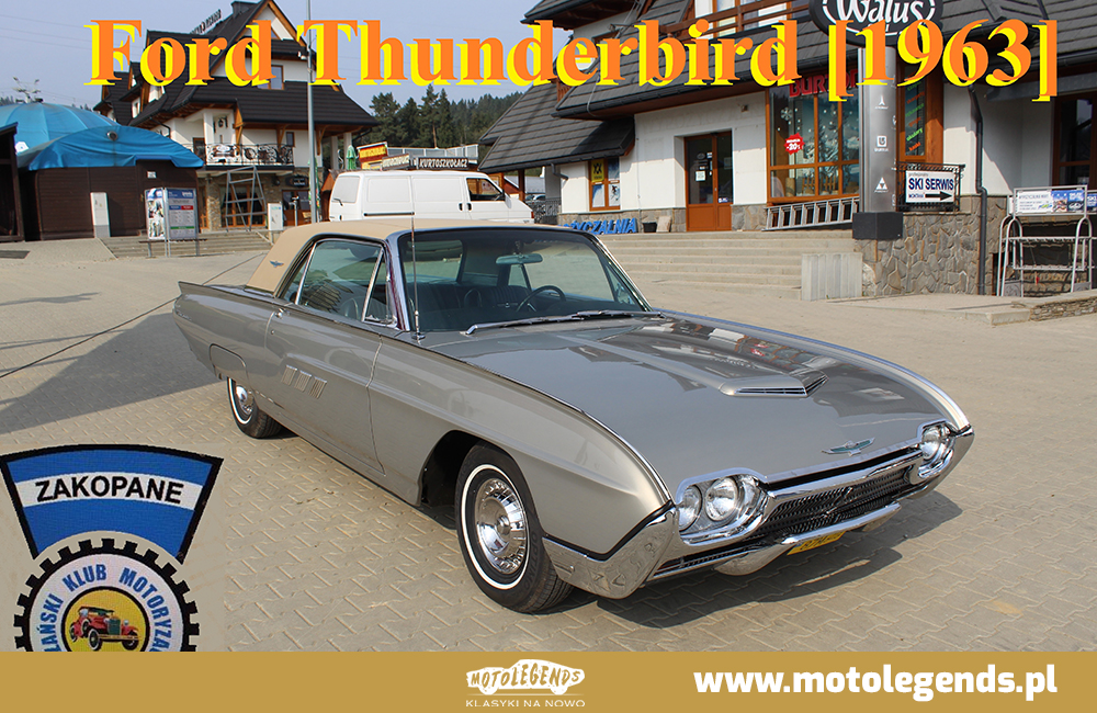 Ford Thunderbird - Motolegends