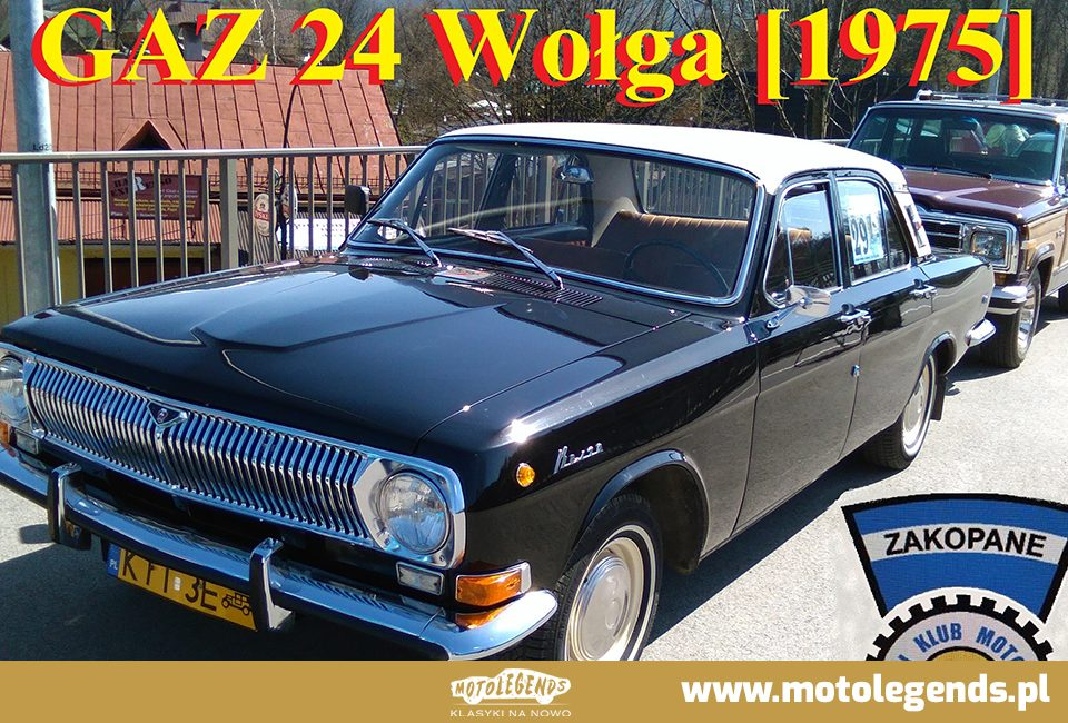 GAZ 24 Wołga [ 1975] - Motolegends