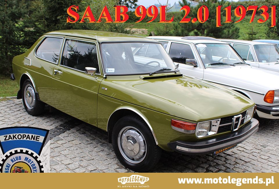 SAAB 99L 2.0 [1973] Motolegends