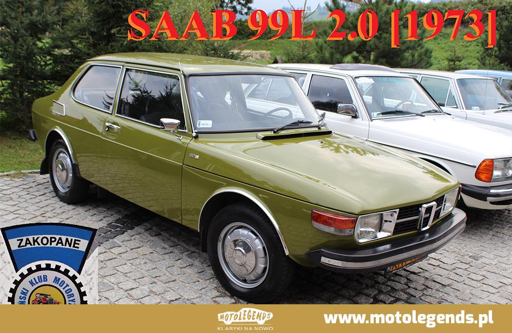 SAAB 99L 2.0 [1973] Motolegends
