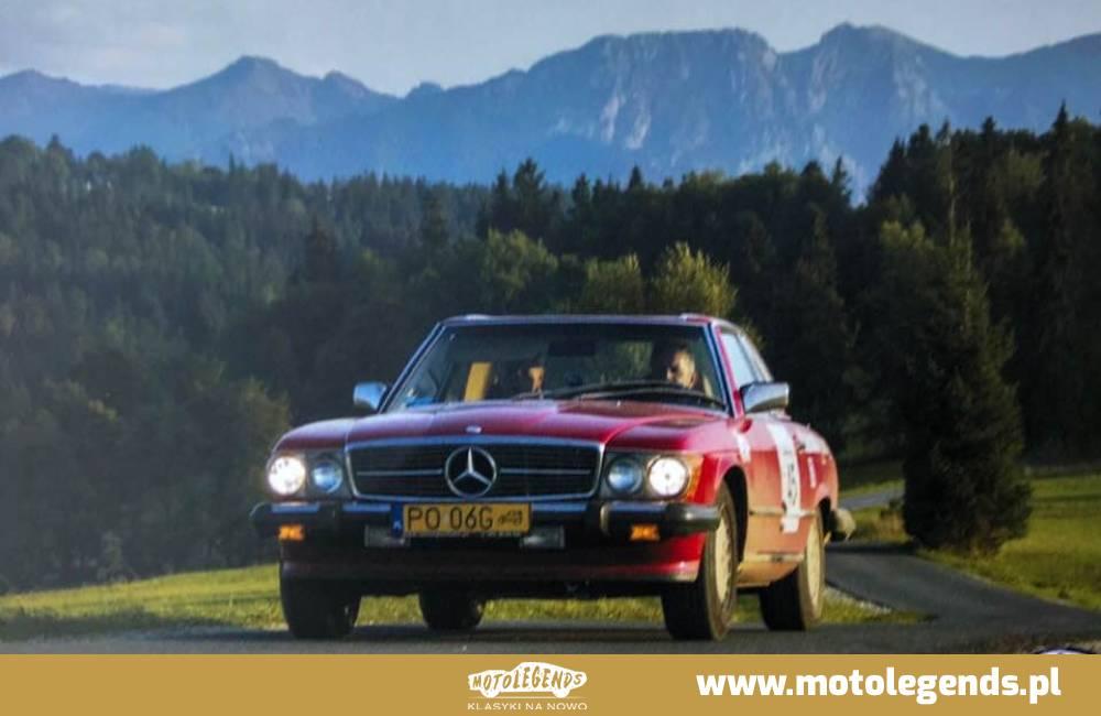 Mercedes Benz SL560 R107 Motolegends