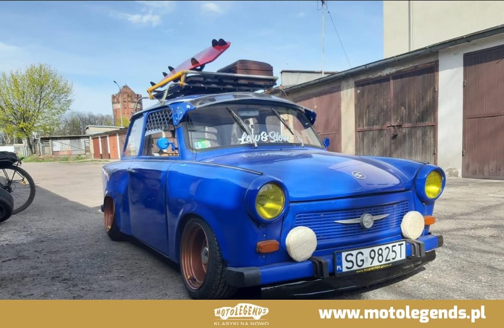 Trabant 601 [1988] Motolegends