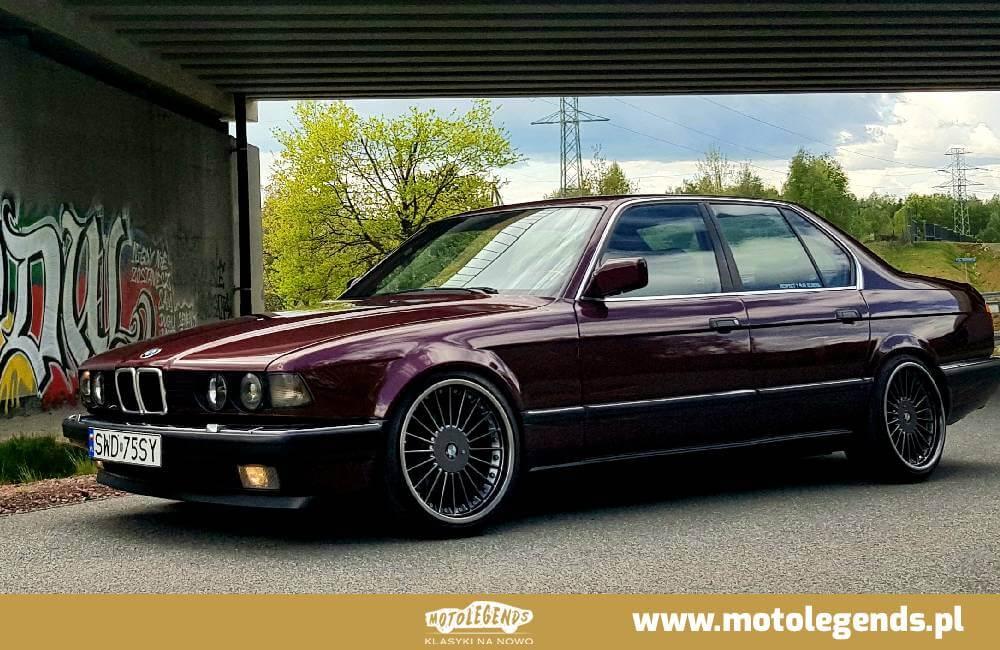 BMW 735iA