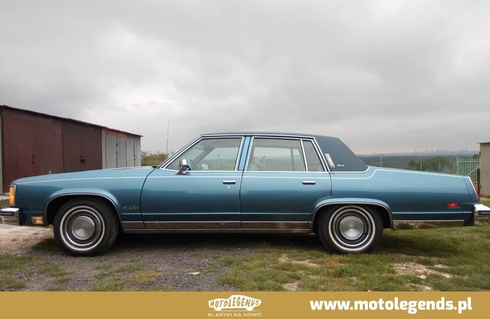 Oldmobile Regency 98